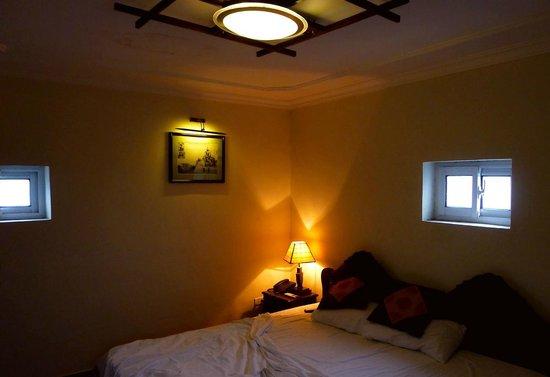 Hanoi City Hostel: My favourite room on the 6th floor