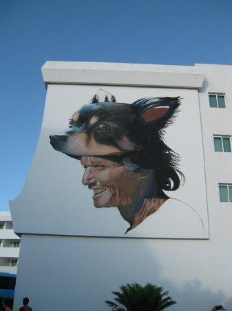 Gamma de Fiesta Inn Campeche Malecón: Murales