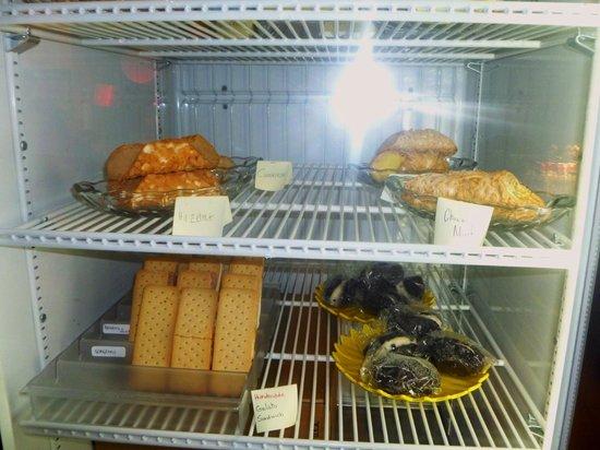 Gorgeous Gelato: Freezer Treats!