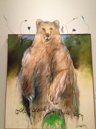 University of Alaska Museum of the North: 12/2013