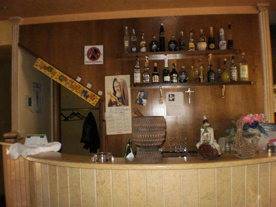 Il Papero d'Oro: angolo bar
