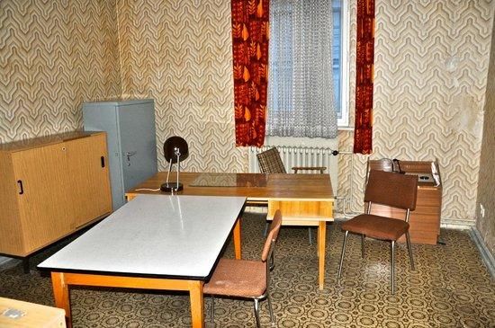 Gedenkstätte Berlin-Hohenschönhausen: Interrogation room