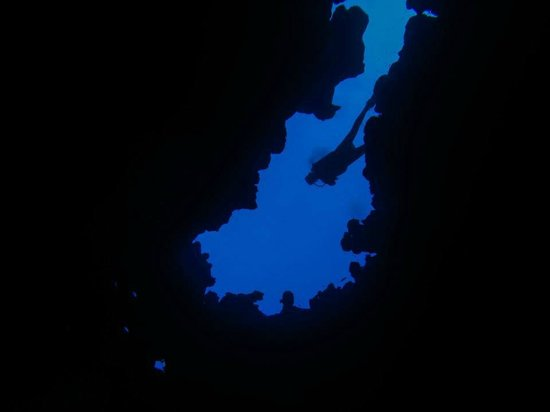 Elite Diving : The Canyon, Dahab