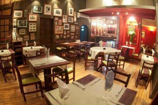 Restaurant Sakamanga: La salle pricipale