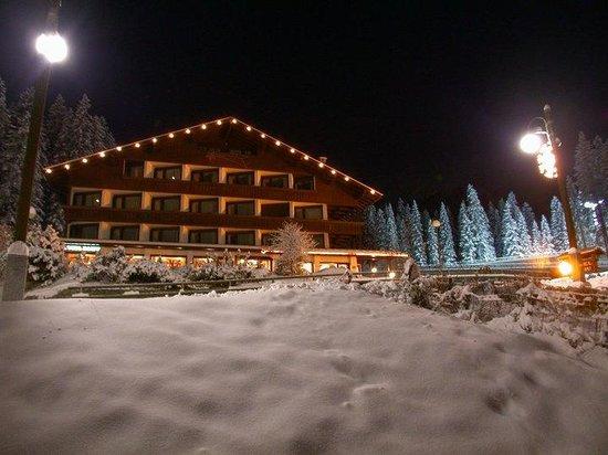Hotel Dahu: ed in versione invernale