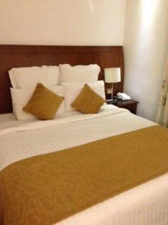 Amra Palace Hotel : Room