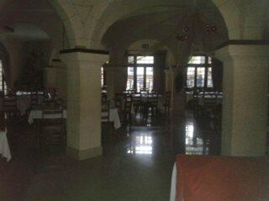 Cornucopia Hotel: Dining area