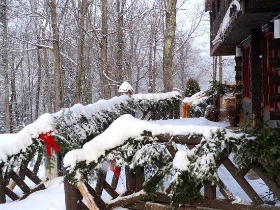 Garnet Hill Lodge and Ski Resort: A Christmas wonderland