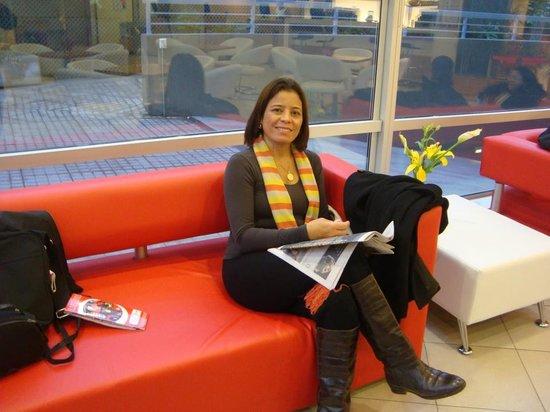 Ibis Santiago Providencia : Excelente atendimento