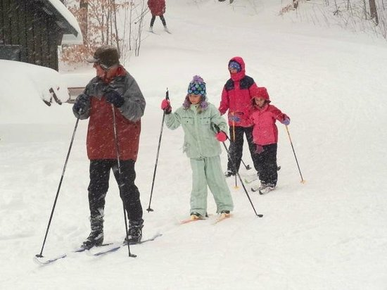 Garnet Hill Lodge and Ski Resort: Fun for the whole family