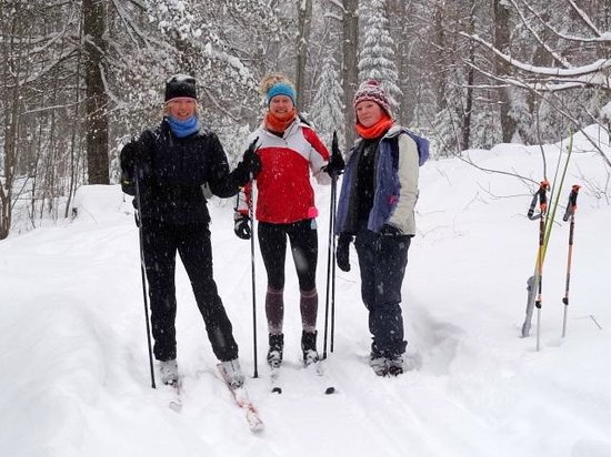 Garnet Hill Lodge and Ski Resort: Lots of Adventures to be had