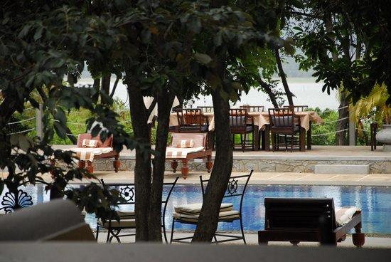 Lake Lodge Hotel: Piscina Kandalama Lake Lodge
