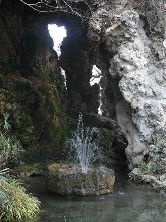 Rocher des Doms : Fontana