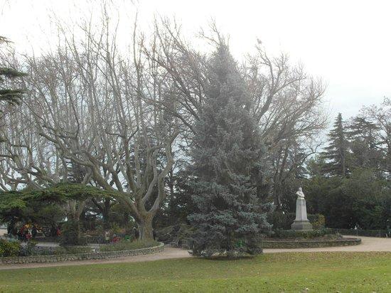 Rocher des Doms : Parco