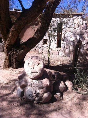 Ckamur Atacama Ethno Lodge: Entrada