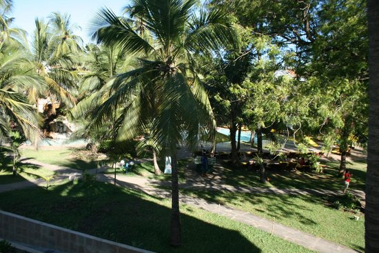 Sarova Whitesands Beach Resort & Spa : view from the room