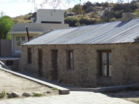 Gaimán, Argentina: Primera casa