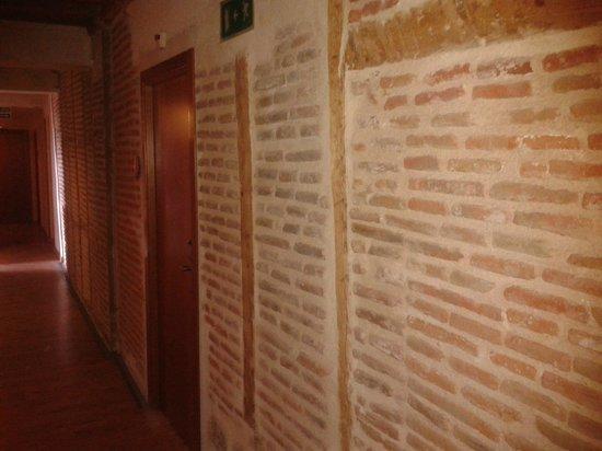 Hotel las Leyendas : pasillos