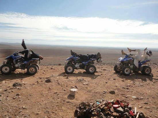 Marrakesh Quad : Quad Biking