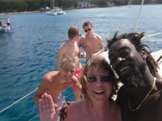 Cool Runnings Catamaran Cruises: What a great fun half day cruise.