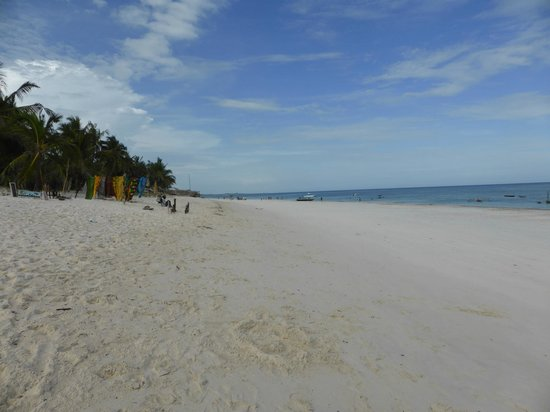 AfroChic Diani : Diani beach wonderful