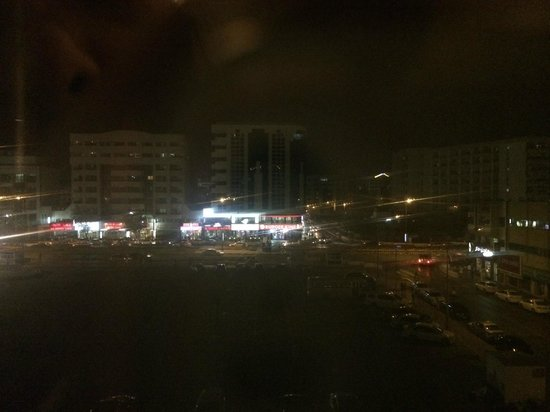 Sun & Sky Al Rigga Hotel : View from room