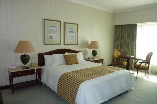 Radisson Montevideo Victoria Plaza Hotel: Room