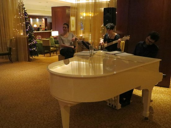 Corinthia Hotel Prague: The Jazz bar
