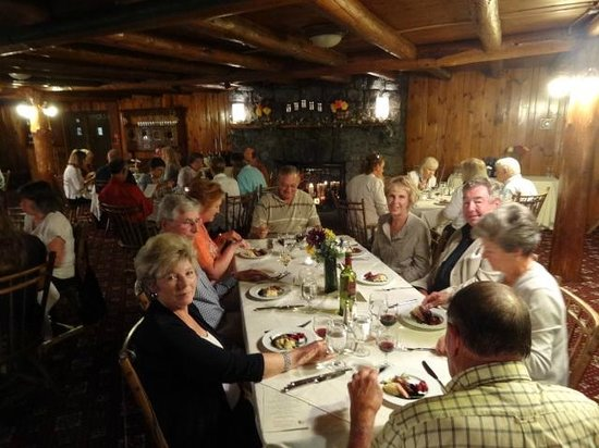 The Log House Restaurant : A Great Place for a Celebration