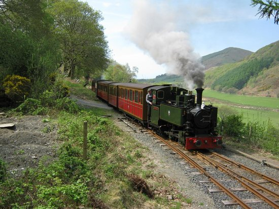 Talyllyn Railway: Come and view Snowdonia