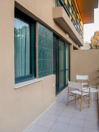 The Diaghilev, LIVE ART Boutique Hotel : Balcony
