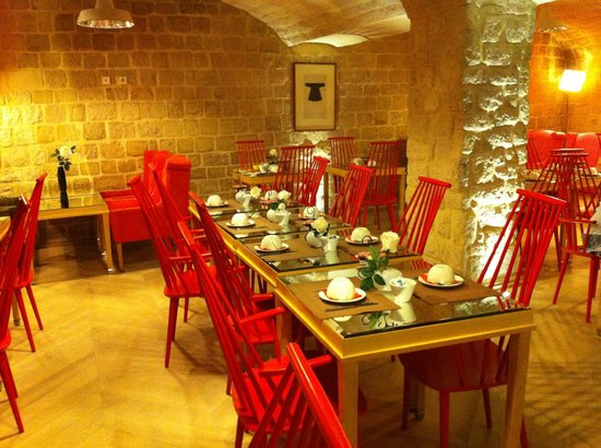 Hotel Lorette - Astotel: Salle du petit déjeuner