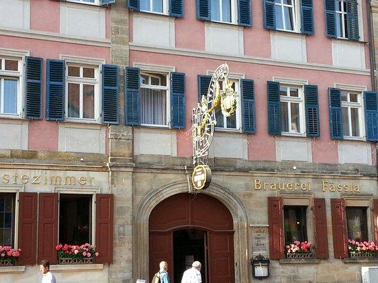 Fassla Brewery: Brauereigasthof Fässla in Bamberg