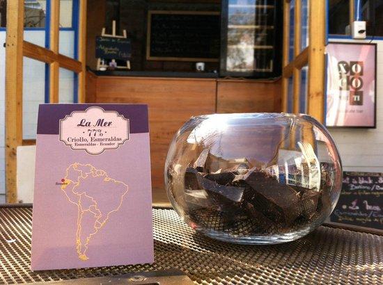 Xoco Por Ti - Chocolate Bar: Our bar