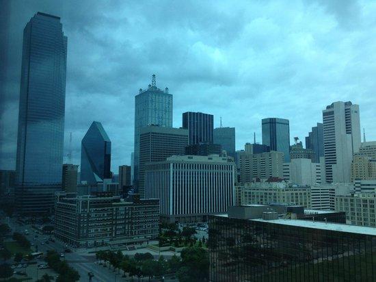 Omni Dallas Hotel: Great City Views