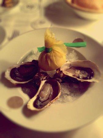 Fischereihafen-Restaurant: Fines de clair