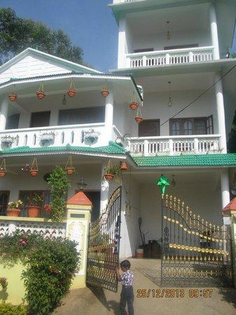 Munnar Dreams Homestay : Front view
