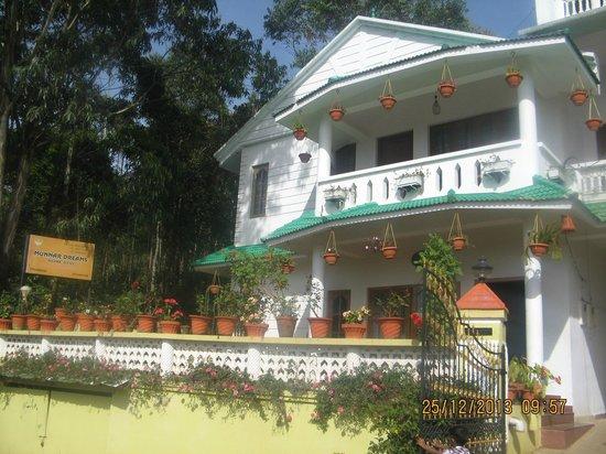 Munnar Dreams Homestay: Front view