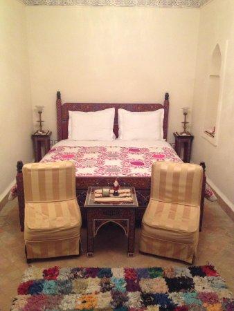 Riad Al Kadar : la nostra stanza