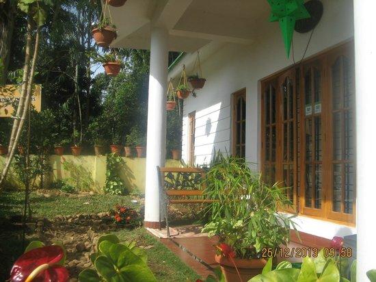 Munnar Dreams Homestay : Entrance