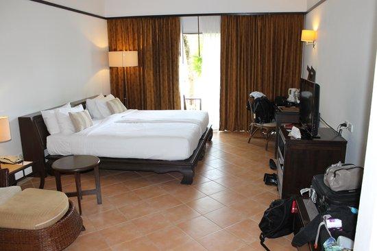 Aonang Villa Resort: vårt rom
