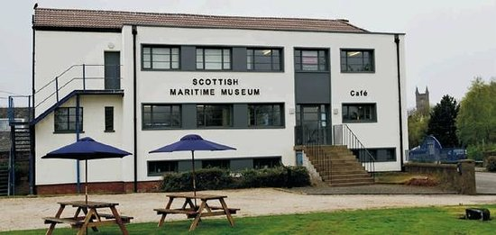 ‪Scottish Maritime Museum‬