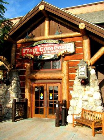 Best Seafood Restaurants Rancho Cucamonga