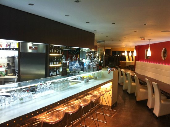 Winter Lounge : bar restaurant