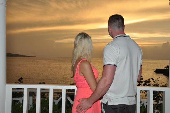 Grand Palladium Lady Hamilton Resort & Spa: Amazing view