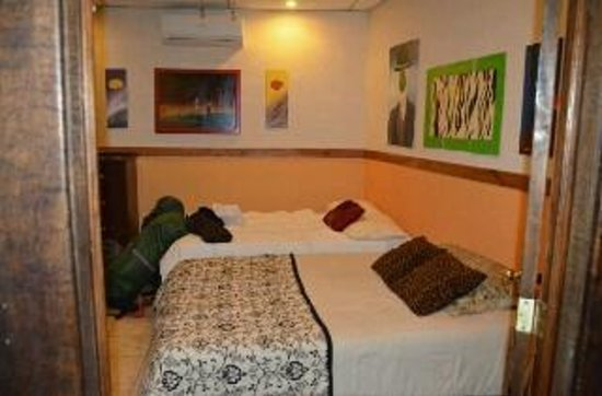 Hotel Villa Napoli Bed & Breakfast: Villa Napoli
