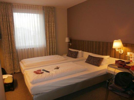 acom Hotel Nürnberg: room
