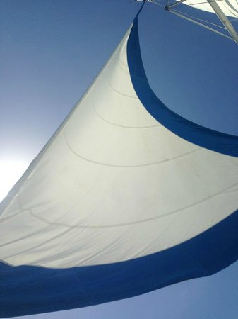 Nica Sail and Surf: Full speed ahead