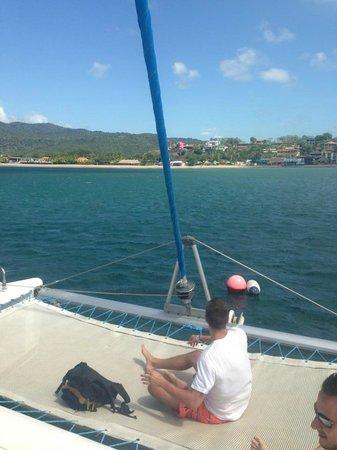Nica Sail and Surf: Easy sailing!