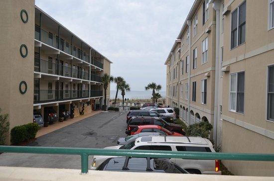 Desoto Beach Hotel: Premium Ocean View
